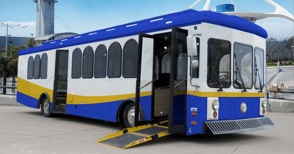Specialty Vehicles: New & Used Trolleys, Trams, & Mover