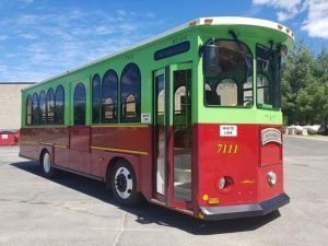 Used Trolleys for Sale - Specialty Vehicles